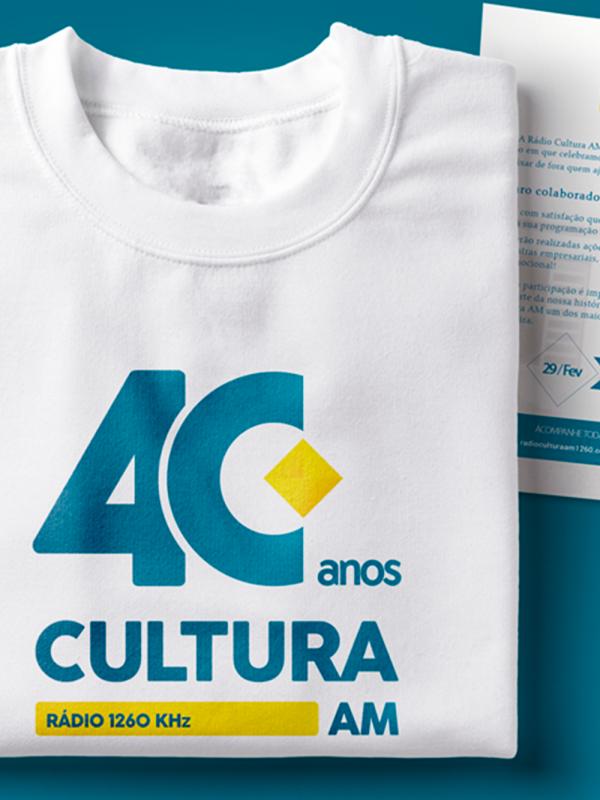 40 Anos da Rádio Cultura AM